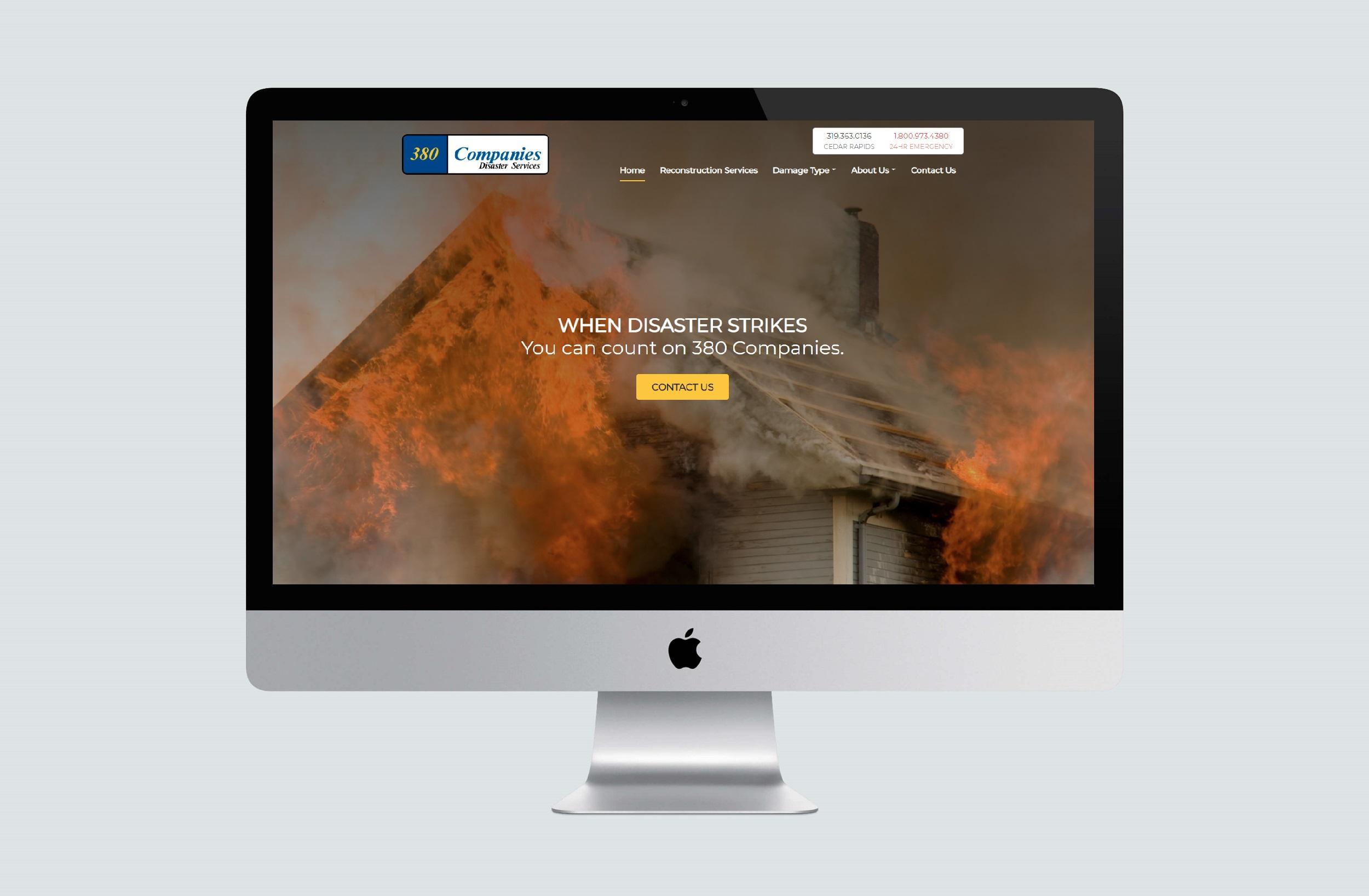 380 Companies website